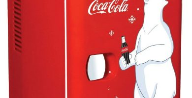 Mini Nevera Coca Cola Pequeña KWC-4 koolatron