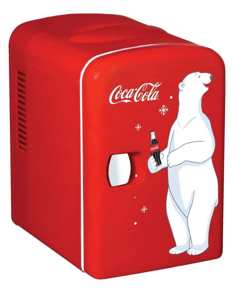 Mini Nevera Coca Cola Pequeña KWC-4 koolatron