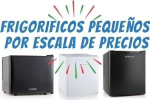 comprar frigorificos pequeños por escala de precios